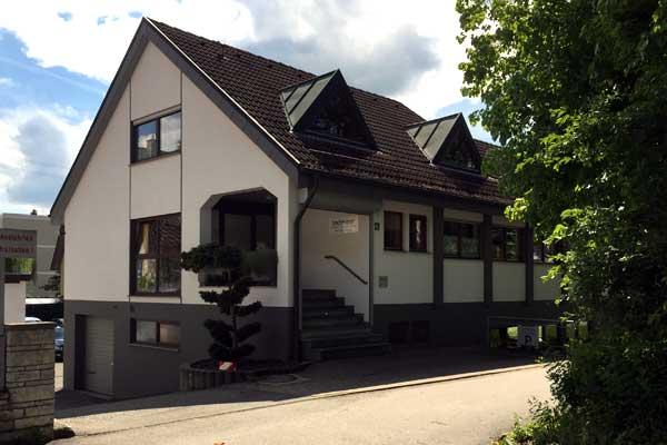 Lochmeyer Gebäude Front
